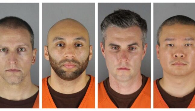 Minneapolis officer faces upgraded murder charge in George Floyd death, 3 others charged