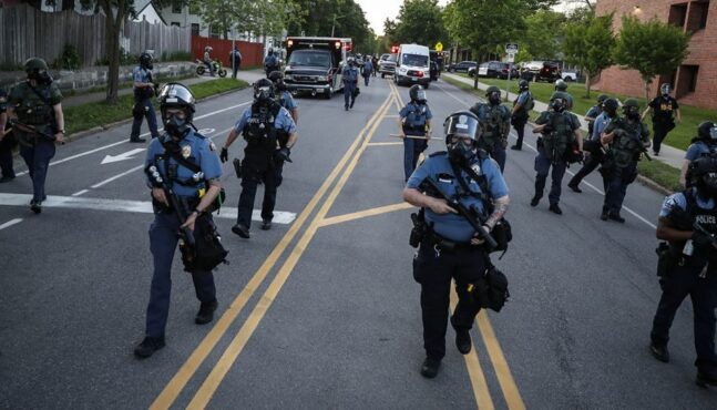 Lawsuits pile up in wake of nationwide unrest over George Floyd death