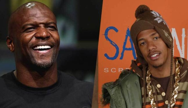 Terry Crews Was Right and Nick Cannon Is Proof