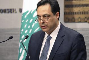 Lebanon's Prime Minister Resigns, Citing An 'Earthquake'