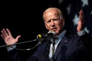 Biden Wants Police To Shoot Suspects in the Leg?