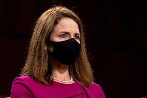 The Left's Desperate Attack on Amy Coney Barrett's Face Mask