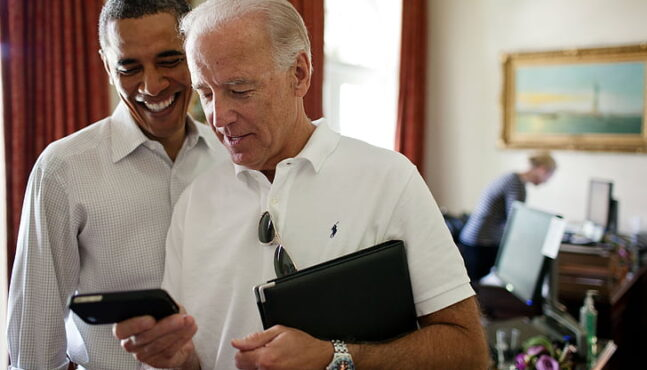 Obama Implies He Picked Biden As VP Because He Was White