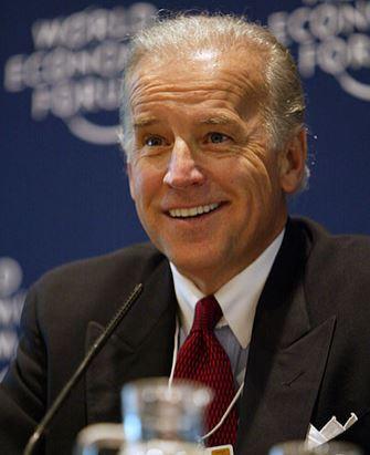 Joe Biden Smirking On Interview Panel