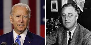 Joe Biden And FDR