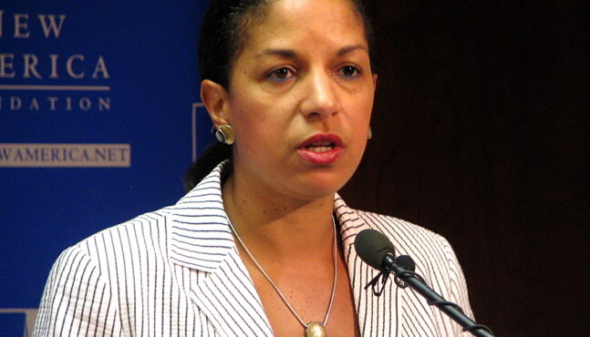 The Incredibly Dangerous Susan Rice