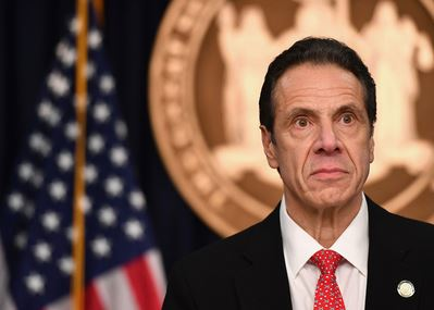"New York Hospital Fined for Vaccinating First Responders ""Without Cuomo's Approval"""