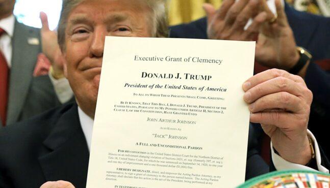 The Media Misled the Public About Trump's Pardons
