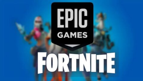 Epic Games And Fortnite Logo