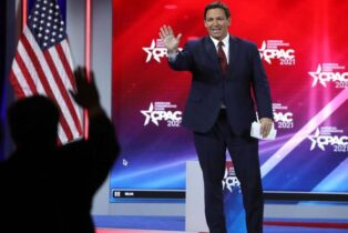 Florida Governor Ron DeSantis Is a Rising Star