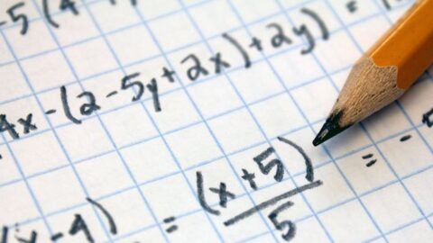 Math Problem On Graph Paper