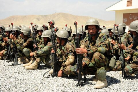 United States Soldiers In Afghanistan