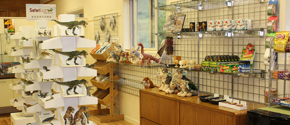 Picture of Dinosaur Ridge Discovery Center gift shop