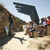 Picture of Dino Ridge programs - school tours & scheduled tours