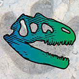 Picture of logo for Dinosaur Ridge press room media kits