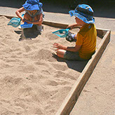 Picture of Kids Dig Areas at Dinosaur Ridge