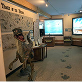 Picture of Trek through Time Visitor Center at Dinosaur Ridge
