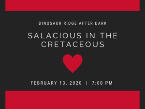 Salacious in the Cretaceous