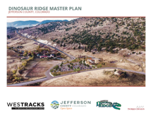 Dinosaur Ridge Master Plan Full Report