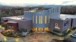 Fort Collins Museum Photo by drone