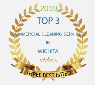 top 3 commercial cleaner in wichita