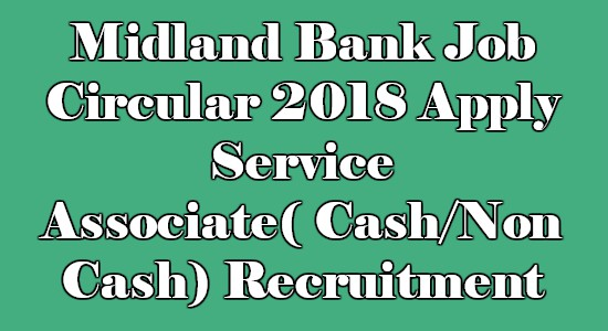Midland Bank Job Circular 2018