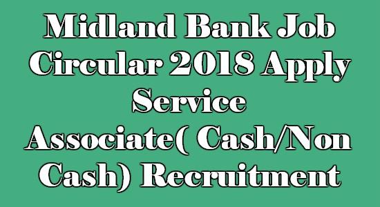 Midland Bank Job Circular 2018