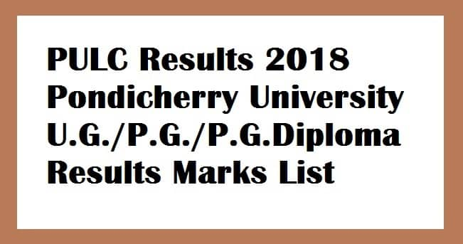 PULC Results