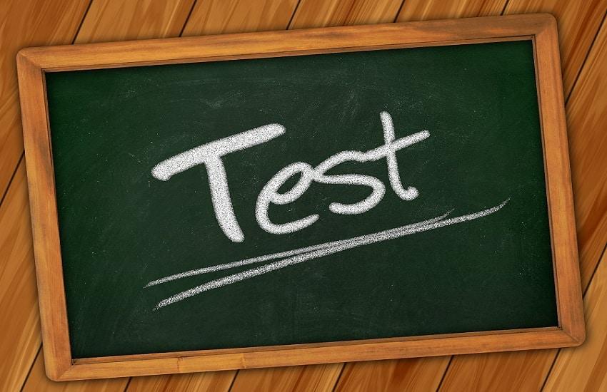 THC Skill Test Admit Card