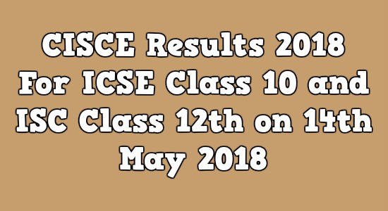 CISCE Org Results