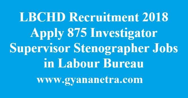 LBCHD Recruitment