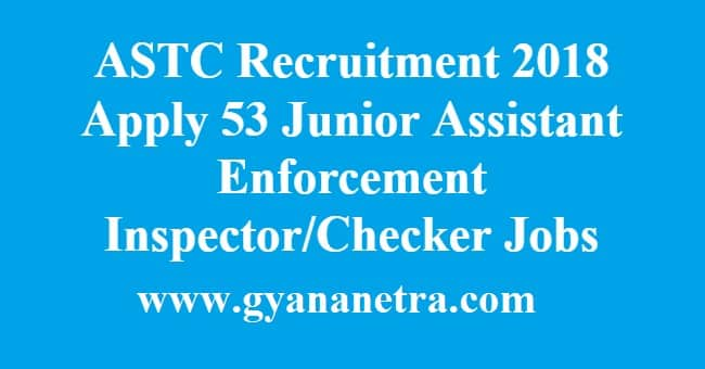 ASTC Recruitment