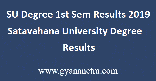 SU-Degree-1st-Sem-Results