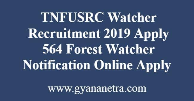 TNFUSRC Watcher Recruitment
