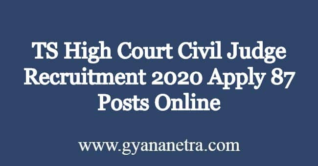 TS-High-Court-Civil-Judge-Recruitment