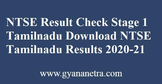 NTSE Result Check Online
