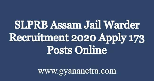 SLPRB-Assam-Jail-Warder-Recruitment