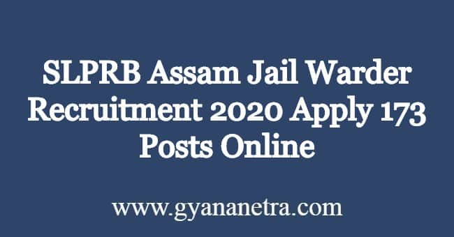 SLPRB-Assam-Jail-Warder-Recruitment
