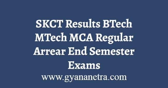 SKCT Results