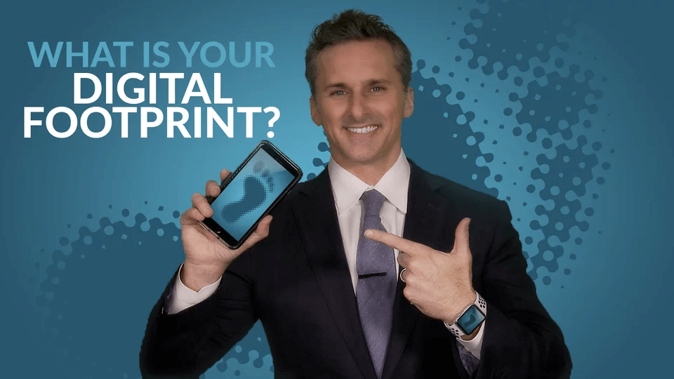 Featured image of blog post - What is Your Digital Footprint?