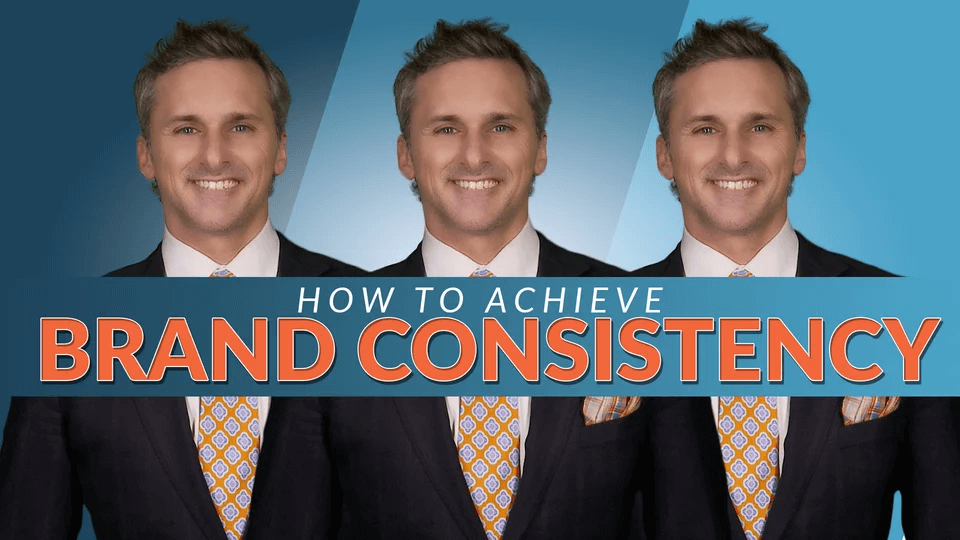 Featured image of blog post - How to Achieve Brand Consistency