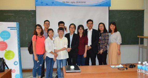 IBSG Seminar tháng 9-2016 tại Hà Nội