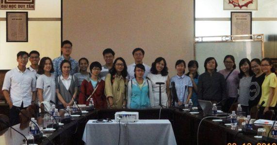 IBSG Seminar tháng 10-2016 tại Đà Nẵng