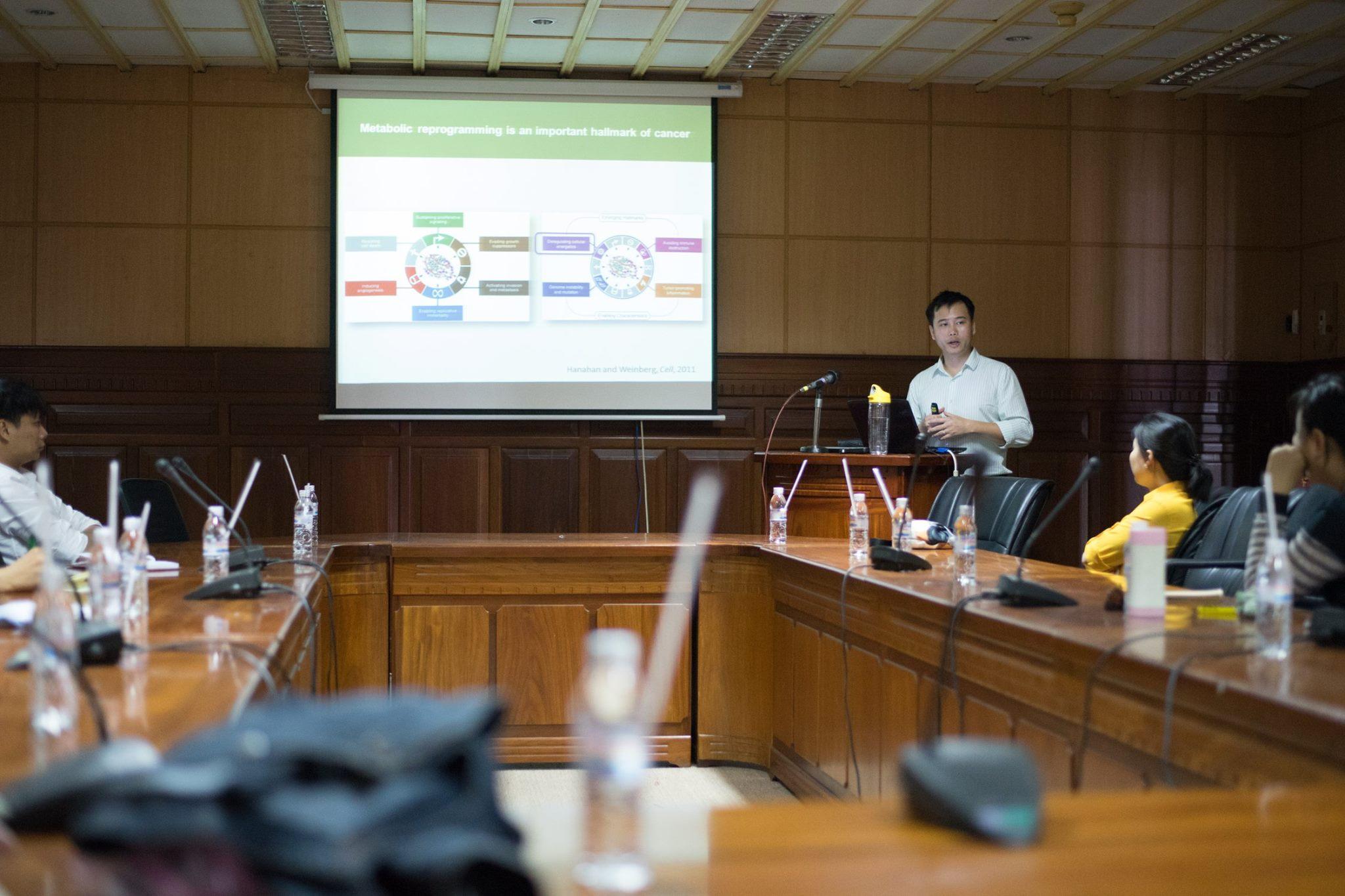 IBSG Seminar tháng 10-2016 tại TP Hồ Chí Minh