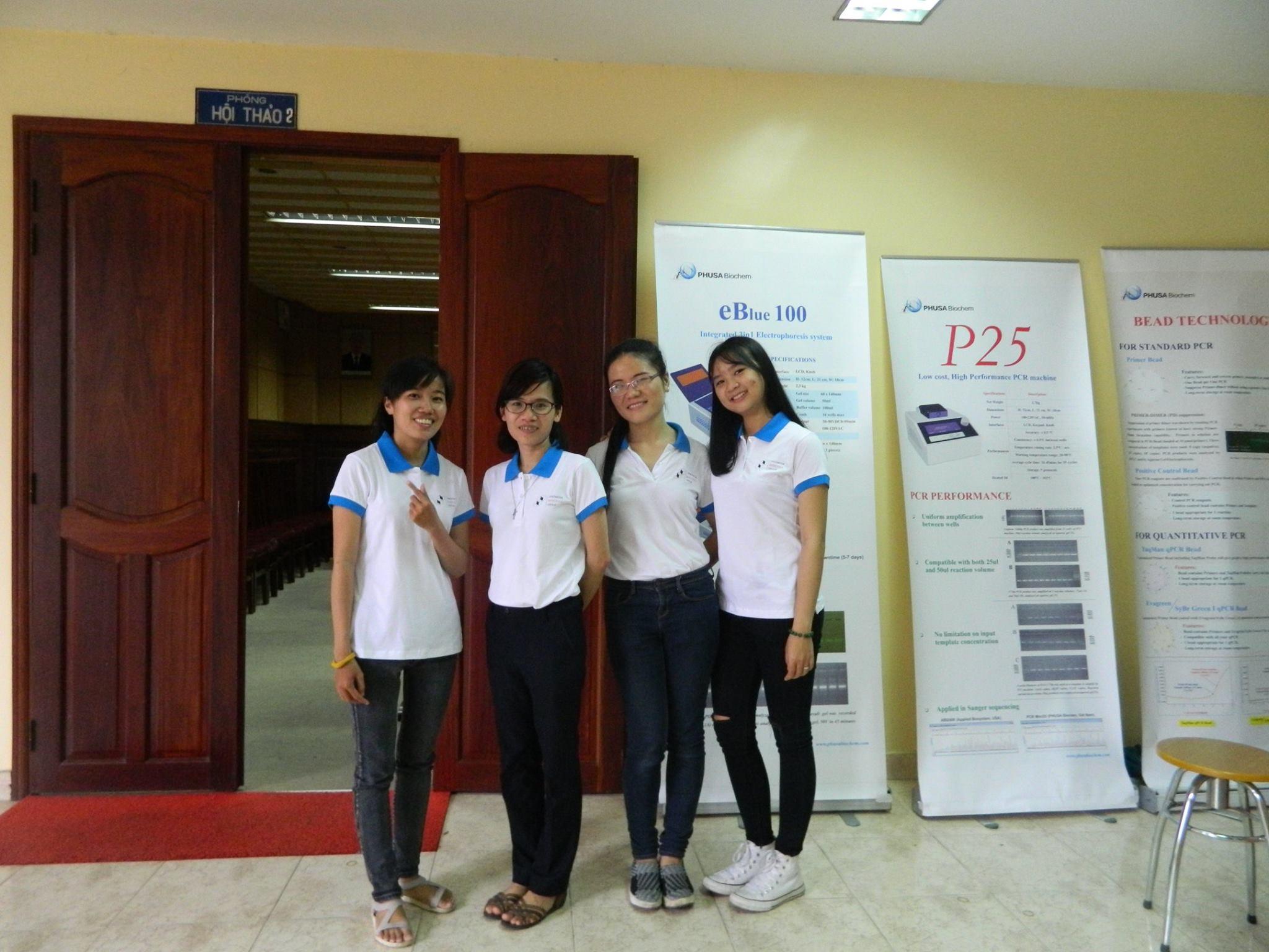 Đồng phục chính thức của IBSG