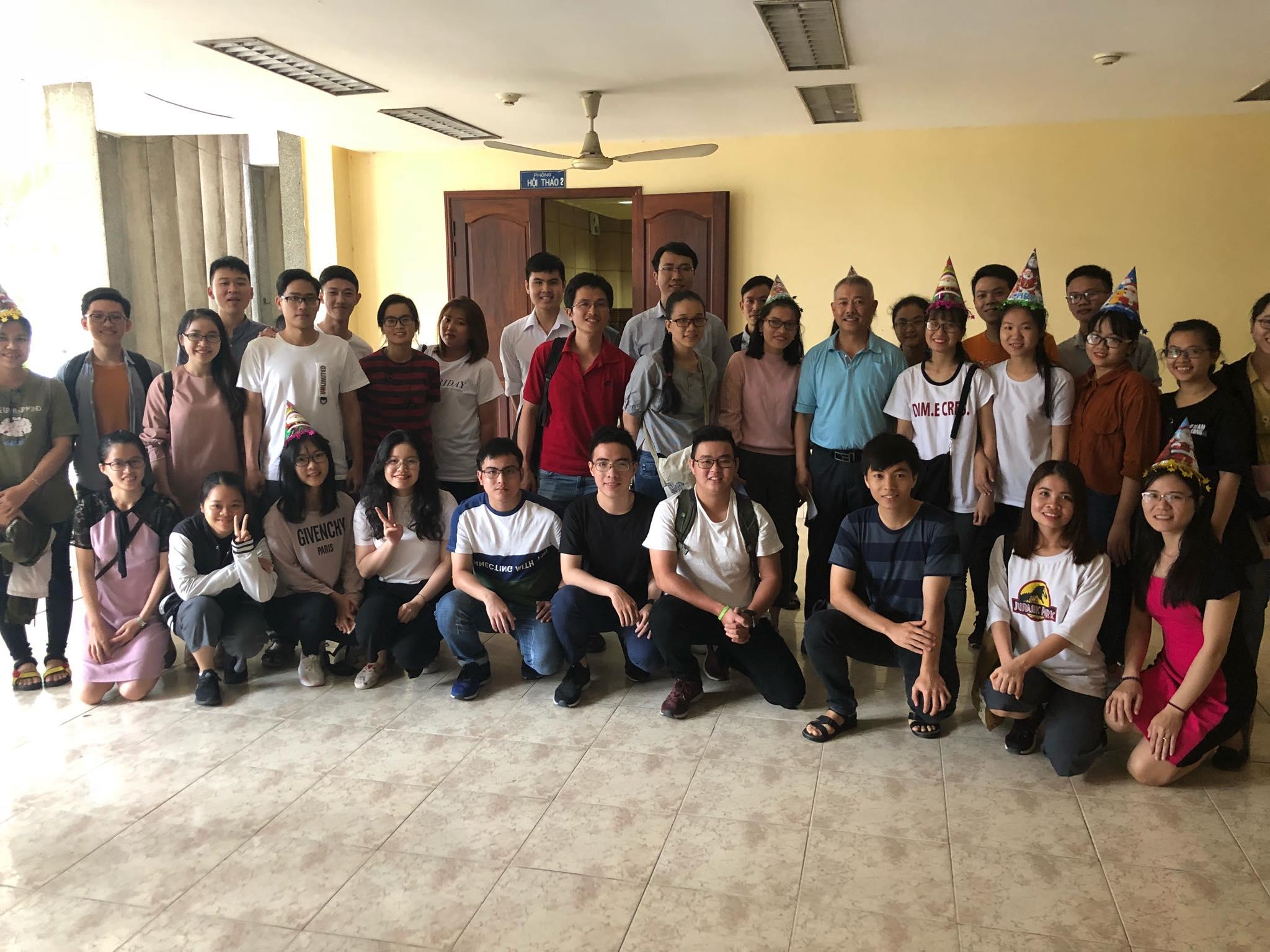 IBSG tháng Mười Hai 2018 – TP HCM