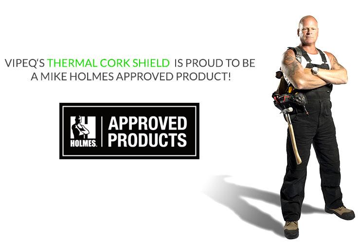 Thermal Cork Shield