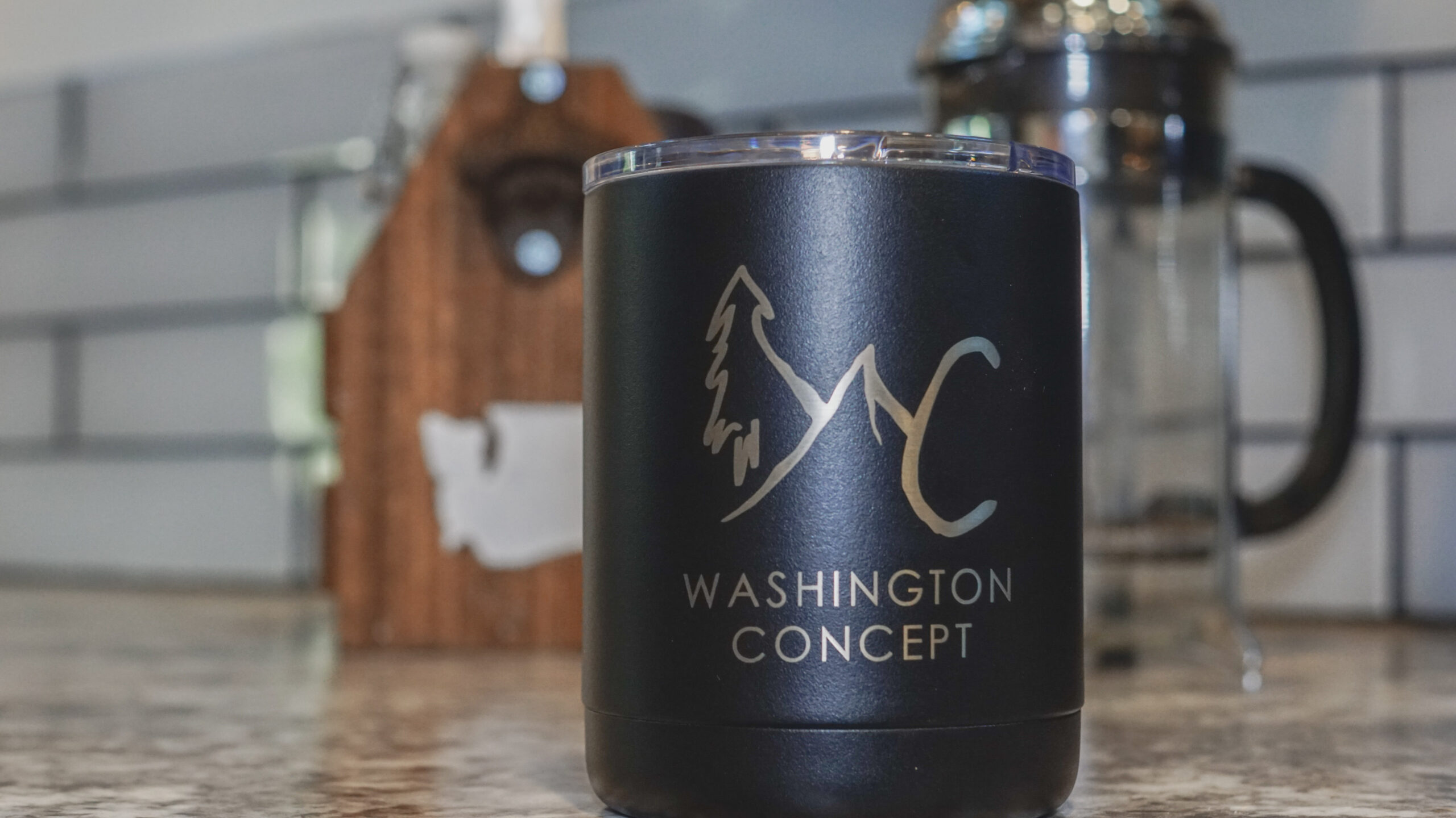 Washington Concept Tumbler