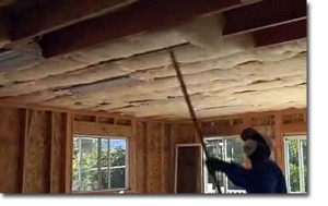 insulating attic ceiling - RBH Insulation, Inc. El Segundo, CA