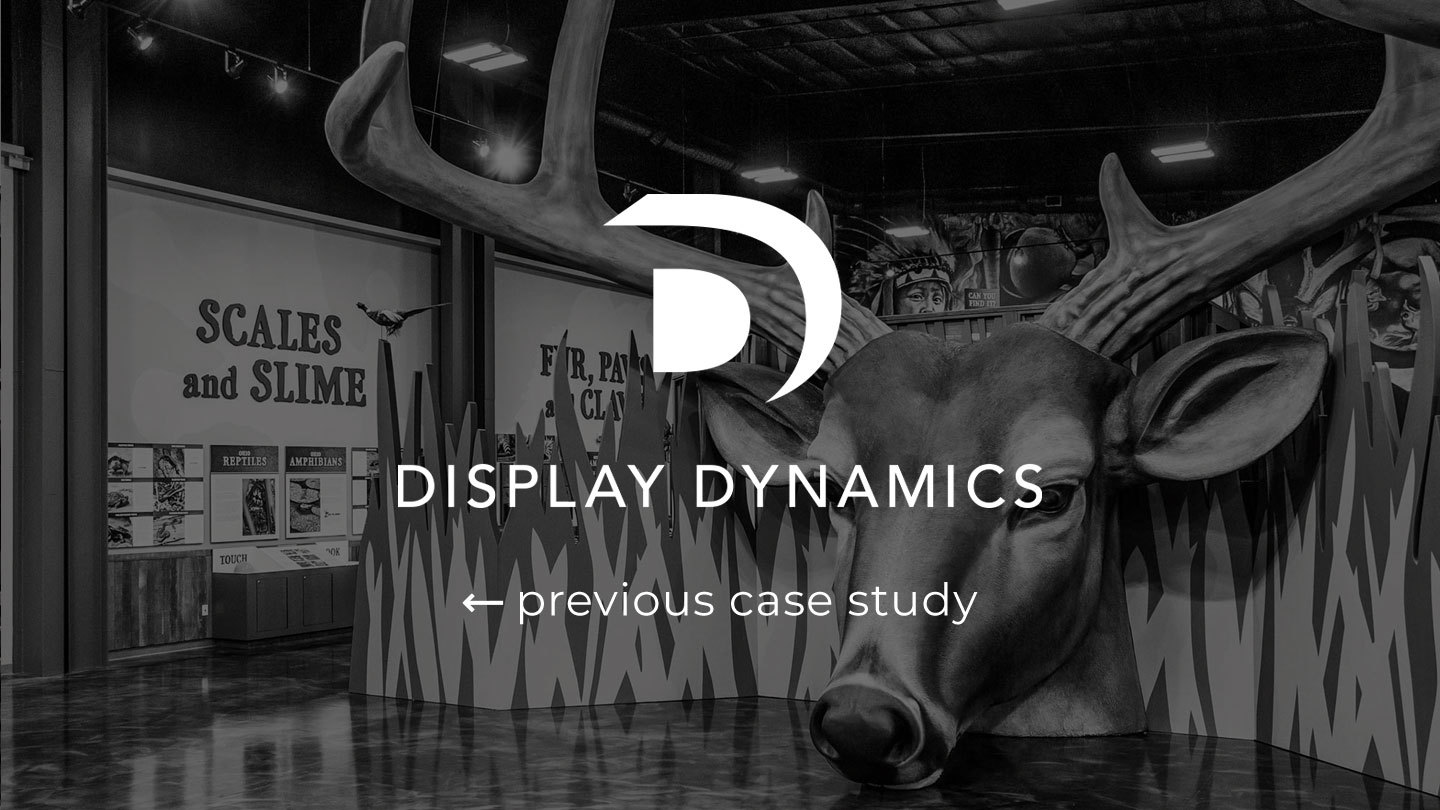 Display Dynamics Left Button